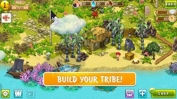 Screenshot of Tiny Tribe