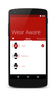 Wear Aware - Phone Finder Screenshot