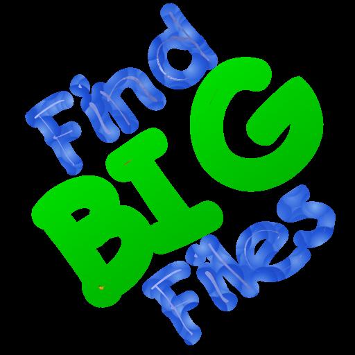 FindBigFiles 生產應用 App LOGO-硬是要APP