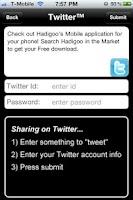 Screenshot of Hadigoo