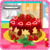 Strawberry Cheesecake Cooking