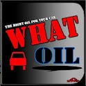 What Oil icon