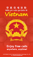 Screenshot of Vietnam Call