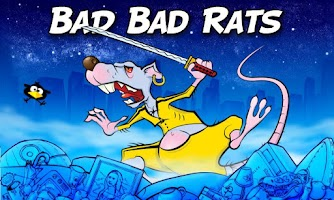 Screenshot of Bad Bad Rats