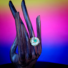 Ring by Janette Ho - Artistic Objects Jewelry ( object, artistic, jewelry )