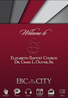 Screenshot of Elizabeth Baptist Church