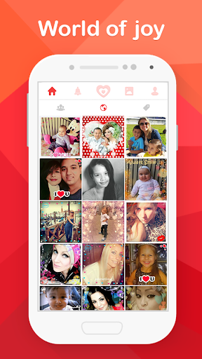 Love and be loved. Selfies. - screenshot