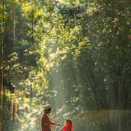 Take Care by Agustian Harun - Babies & Children Children Candids ( children, childhood )
