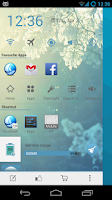 Screenshot of Sidebar Launcher