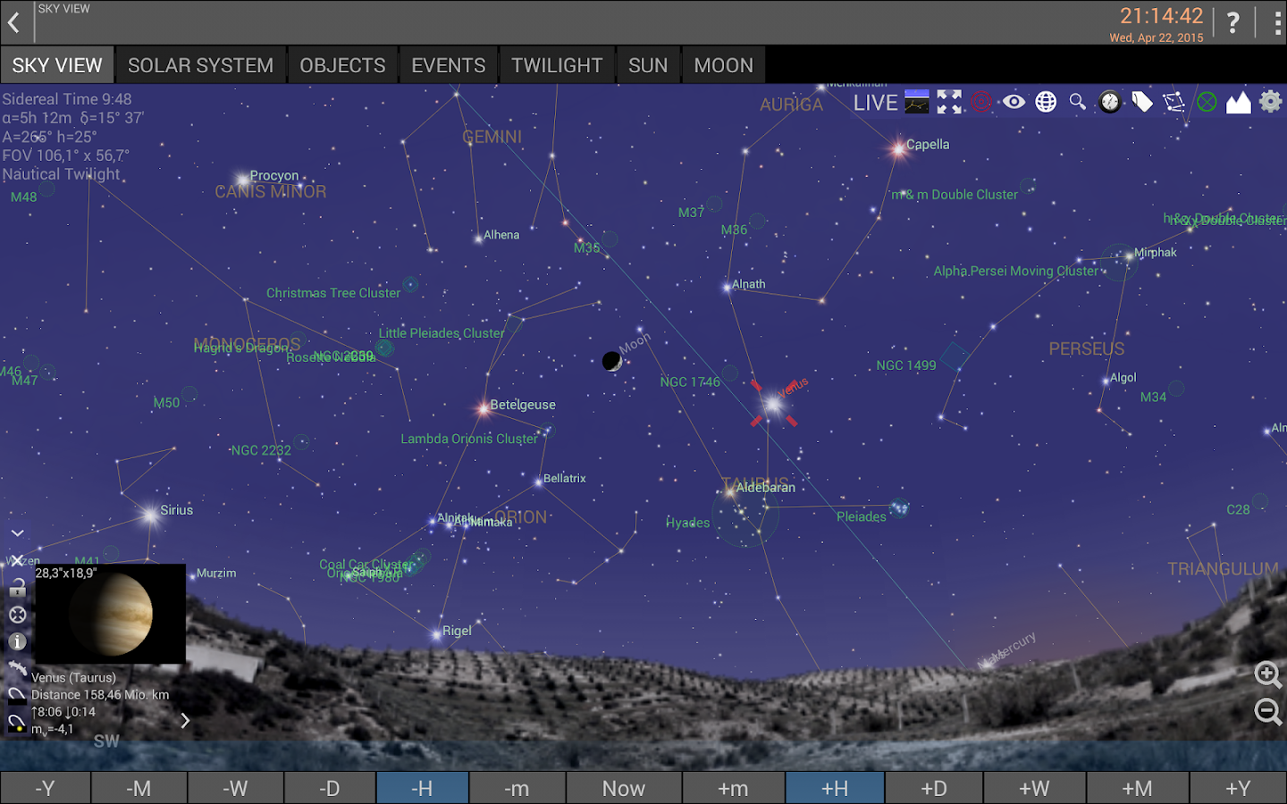 Mobile Observatory - Astronomy Screenshot 16
