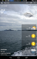 Screenshot of Weather Ultimate
