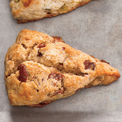 Brown Sugar-Pecan Scones