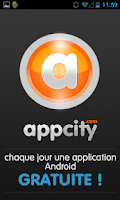 Screenshot of Appcity