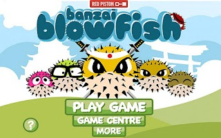Screenshot of Banzai Blowfish