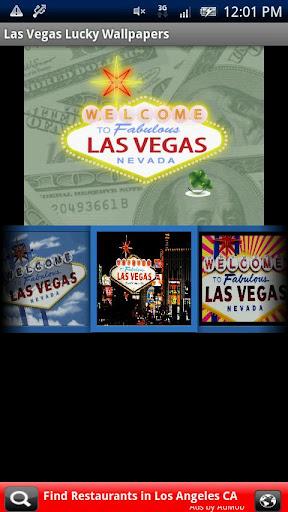 Las Vegas Lucky Wallpapers