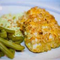Cheddar Baked Chicken