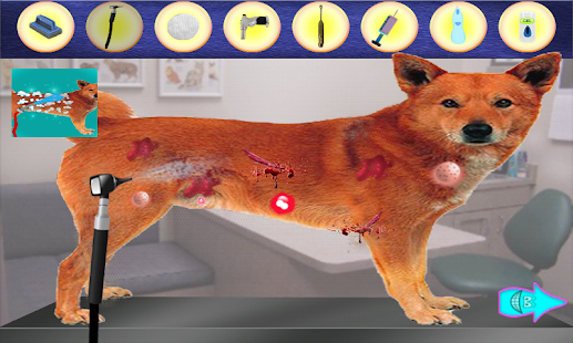 Kids Pets Doctor - screenshot