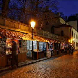 by Irena Brozova - City,  Street & Park  Markets & Shops
