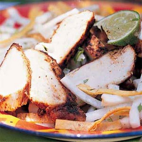 10 Best Chicken Jicama Recipes | Yummly