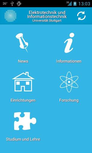 EI App - Uni Stuttgart