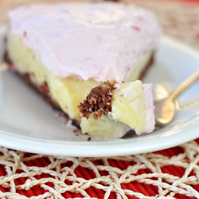 Banana Split Cream Pie