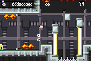 Screenshot of Meganoid