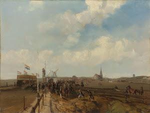 RIJKS: Charles Rochussen: painting 1846