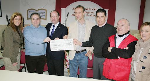 RECAUDADO 2.575 EUROS EN EL I ENCUENTRO SOLIDARIO EMPRESAS - ONGS