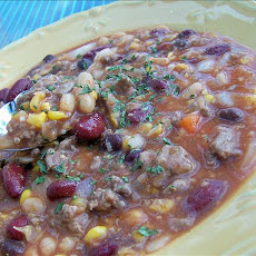 Crock Pot Cowboy Stew