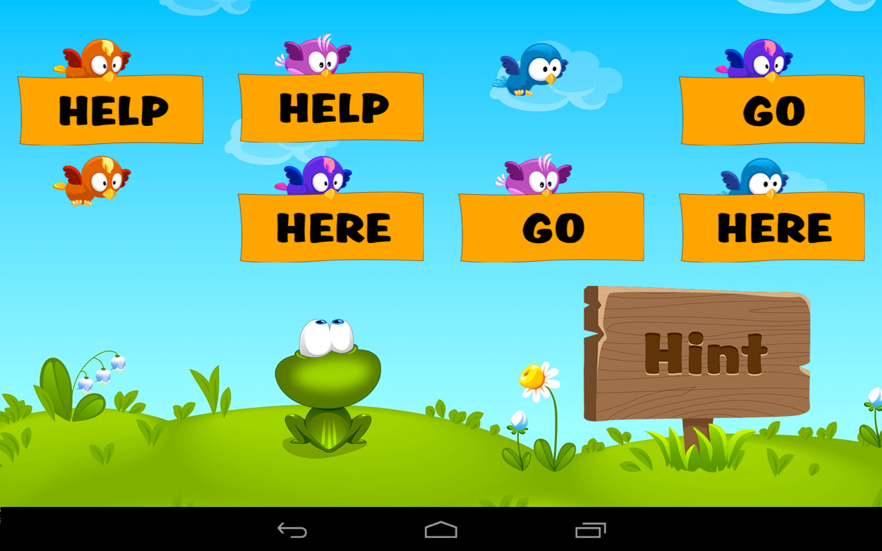 Kids Reading Sight Words Screenshot 7