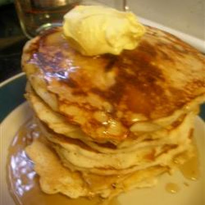 Amish Sourdough Pancakes