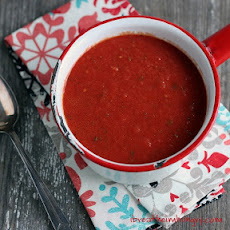 Easy Keto Marinara Sauce (Low Carb and Gluten Free)