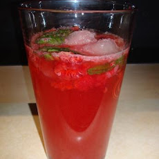 Raspberry Cooler (Non-Alcoholic Beverage)