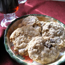 Oatmeal Chocolate Chunk Cookies--Lower Fat