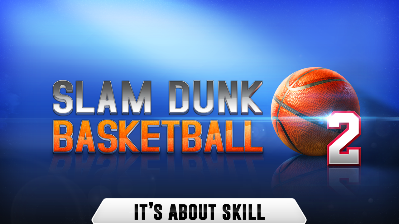 Slam Dunk Basketball 2 Screenshot 4