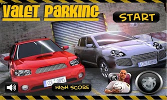 Screenshot of Valet Parking