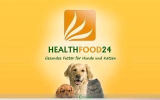 Screenshot of Healthfood24