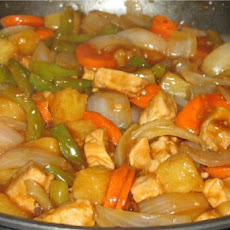 Good and Garlicky Sweet and Sour Pork