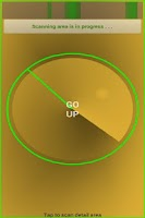 Screenshot of Gold Detector Radar
