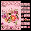 ADW Theme Rose Tea icon