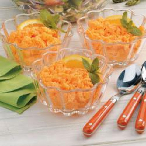 Whipped Carrot Salad