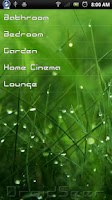 Screenshot of DroidSeer X10 Home Automation