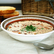 Pressure Cooker Bean Soup