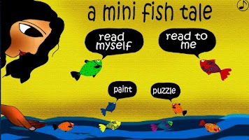 Screenshot of Mini Fish Tale