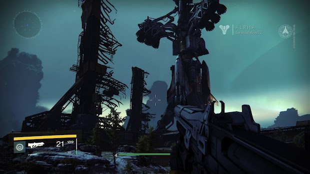 Destiny First-Look Alpha Impressions - Part One