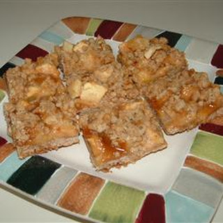 Caramel Apple Bars I
