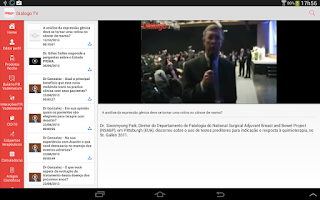Screenshot of Diálogo Roche