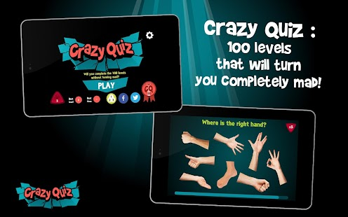 Crazy Quiz- screenshot