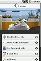 Screenshot of De Historiske