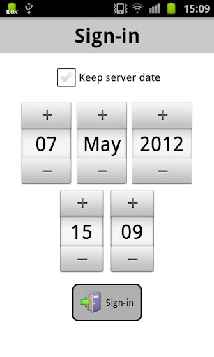 Timesheets for OpenERP